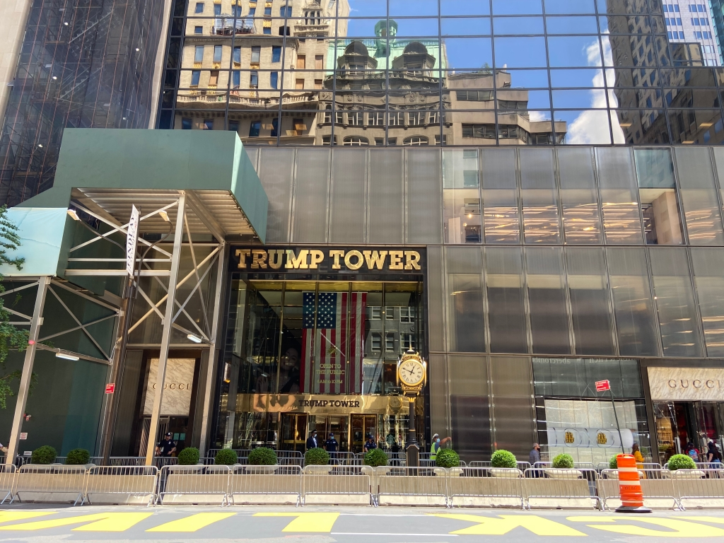 Trump Tower, 5th Ave