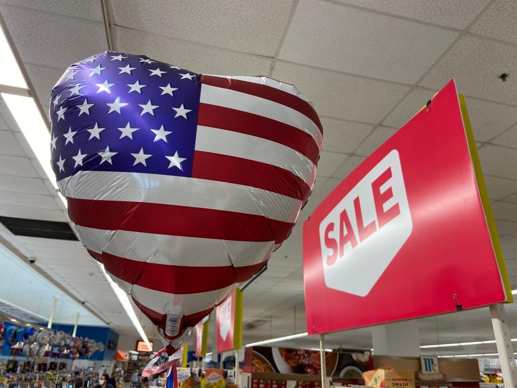 Amerika im Ausverkauf